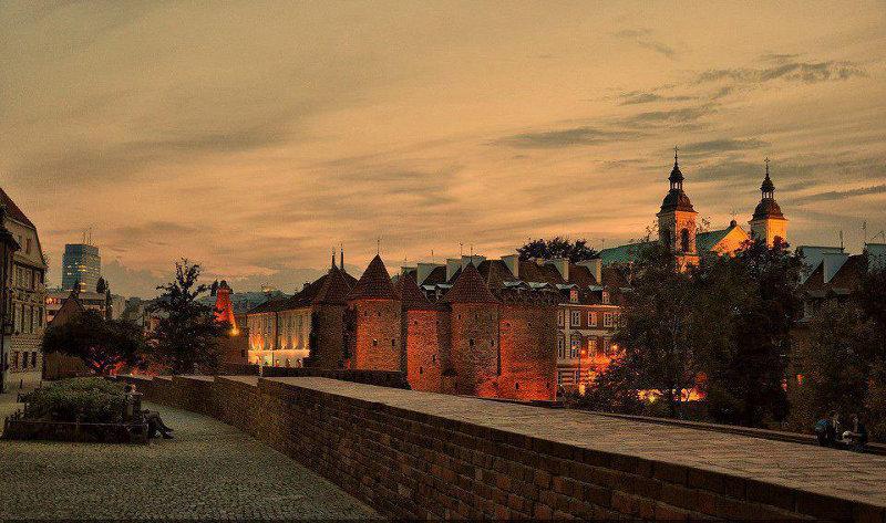 Stare miasto nowe miasto