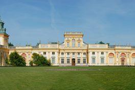 Wilanów- Muzeum Pałac w Wilanowie