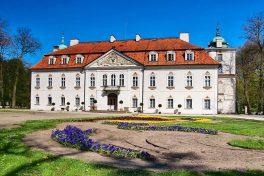 Pałac w Nieborowie i Park Arkadia